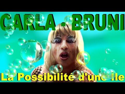 Carla Bruni - Michel Houellebecq - La possibilité d'une île