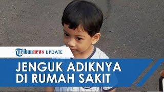 Cucu Ketiga Jokowi Lahir, Jan Ethes Jenguk Adiknya di RS PKU Muhammadiyah Solo Dengan Saudara Selvi