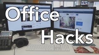 Office Hacks That Will Make You More Efficient At Work