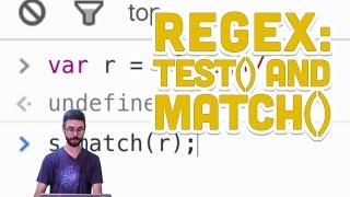 2.6: Regular Expressions: test() and match() - Programming with Text