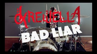Krewella - Bad Liar ⎮ Dylan Taylor Drum Cover
