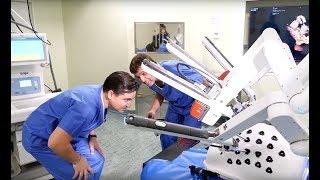 Am văzut cel mai deștept robot pentru operații umane