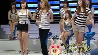 SNSD Tiffany Jessica Seohyun - Oh my love by SES