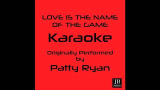Kristina Korvin - Love Is The Name Of The Game