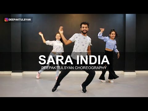 SARA INDIA- DANCE | Beginner | Deepak Tulsyan Choreography | G M Dance