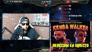 [Reaccion] Kemba Walker   Eladio Carrion X Bad Bunny