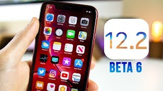 iOS 12.2 Beta 6 Released - What