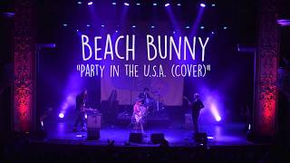 Beach Bunny - Party In The U.S.A. (Cover) | Live at Thalia Hall