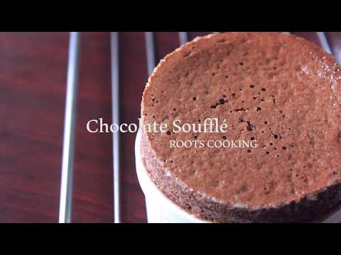 Perfect Chocolate Soufflé