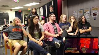 Drama Class Reacts to KPOP Part 3: SNSD, Cross Gene and K. Will