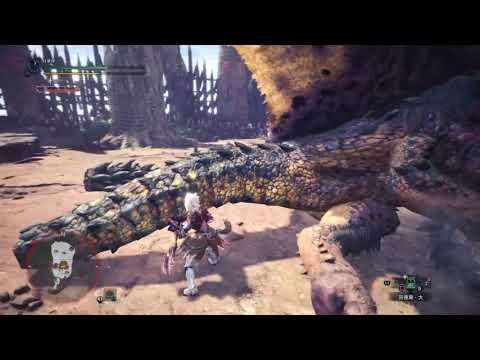 魔物獵人「世界」 雙劍 SOLO 滅盡龍鬥技場挑戰12分30秒