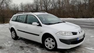 """Авто из Литвы. RENAULT MEGANE. UAB """"VIASTELA"""""""
