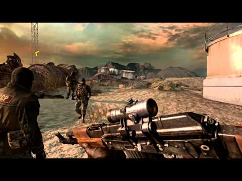 Call of Duty: Black Ops - Mission 4 - Executive Order - Part 1