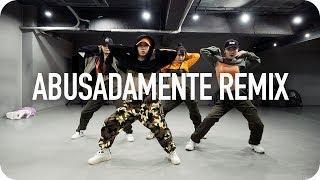 Abusadamente (Remix) - MC Gustta e MC DG / May J Lee Choreography