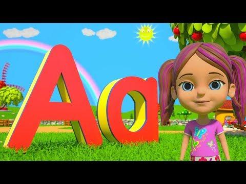 fônicos canções | aprender alfabetos | musica em portugues | Phonics Song