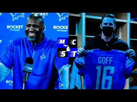 Is Detroit Lions GM Brad Holmes to Attach to Starting QB Jared Goff???