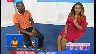 Nairobi Senatorial aspirant Edwin Sifuna shares his dream for the city in the sun: Guest Anchor pt 2