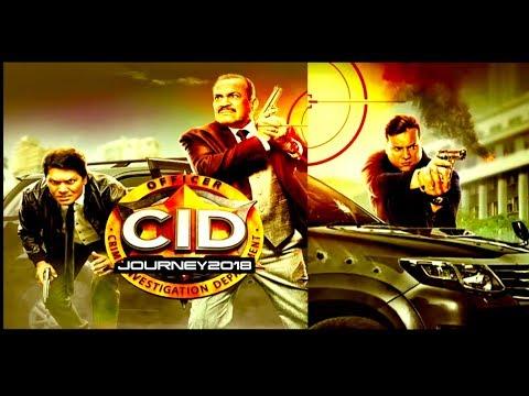 CID 2018  CID Officers Abhjit, Daya, Purvi, Freddy, ACP