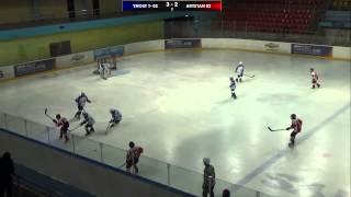 preview picture of video '17.12.14. г.Сатпаев,10.00 прямой эфир. ХК ЮНОСТЬ1-03 --ХК АРЫСТАН 02'