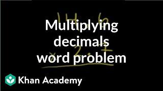 Mulitplyling Decimals 3