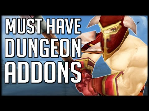 THE BEST DUNGEON ADDONS For Classic World of Warcraft