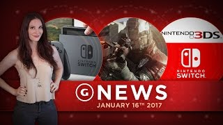 Nintendo Switch Will Support 2TB Memory Cards; Won't Replace 3DS! - GS Daily News