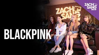 "BLACKPINK Talks ""Kill This Love"", Coachella & How They Formed"