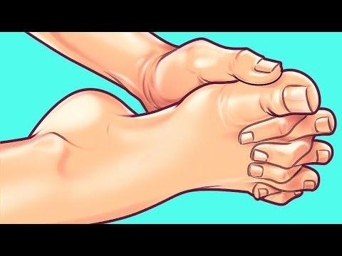 Beinschmerzen in Osteochondrose Behandlung