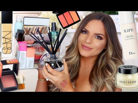 SEPHORA VIB SALE 2018 RECOMMENDATIONS! NEW HOT PRODUCTS YOU NEED!  | Casey Holmes