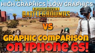 setting grafik pubg mobile iphone 6s - मुफ्त