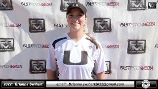 2022 Katie Aragona 4.20 Power Hitting First Base and Outfielder Softball Skills Video - AASA Pikas