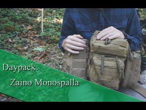Daypack: Zaino Monospalla