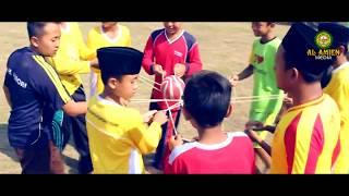 Meraih Bintang - Via Vallen (Video Cover Santri) Ayo Dukung Timnas Di ASIAN Games 2018
