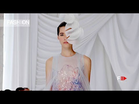 DELPOZO Spring Summer 2019 London - Fashion Channel