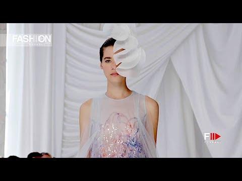 DELPOZO Spring Summer 2019 London - Fashion Channel