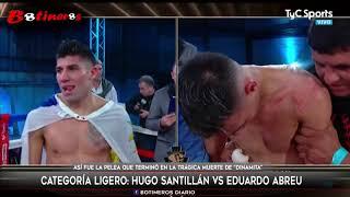 """Así fue la pelea que terminó en la trágica muerte de """"Dinamita"""" Santillán"""