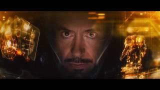 Avengers Age Of Ultron Escena Hulkbuster Vs Hulk Español Latino HD