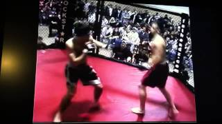 Brandon bell vs Paul husky in 2007