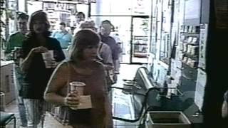 1996, Cinerama Neon Movies night before premiere local news story.