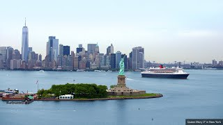 Queen Mary 2: The Transatlantic Crossing