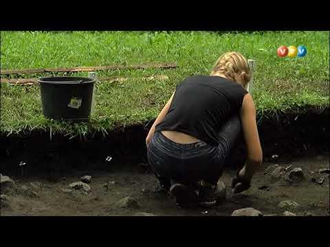 Pirmo reizi veic arheoloģiskos izrakumus Alūksnes Tempļa kalnā