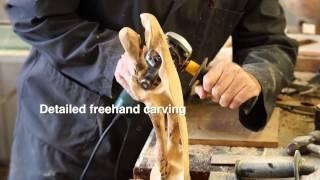 Arbortech Woodworking  TURBOShaft
