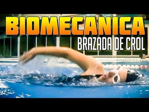 Proyecto de Biomecánica - Brazada de Crol !! (Natación)