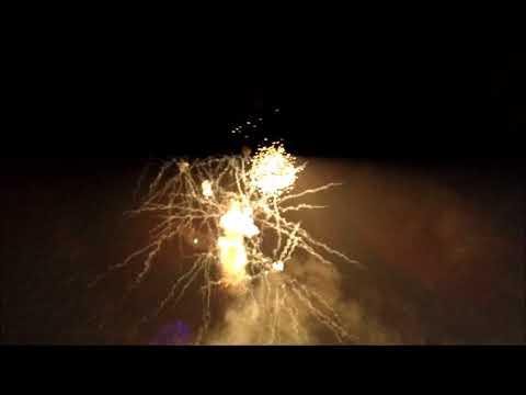 Festa del SS Crocifisso - Giochi d`artificio - Marcatobianco 20 Maggio 2018