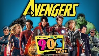 The Avengers 90's Cast Trailer   Fan Made   WTM
