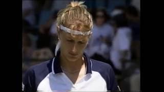 1999 Sydney 2nd Round Steffi Graf Vs Serena Williams