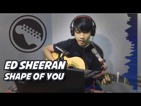 Ed Sheeran - Shape Of You Cover (short Acoustic Video Cover) | SIMPLE COVER TRACK