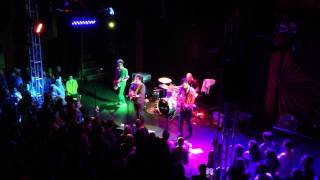 """Dressed Up Like Nebraska."" Josh Rouse at Troubadour, 6.22.2013"