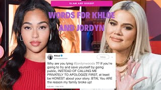 Glam and Gossip: Jordyn Woods Drama, and Karma for Khloe