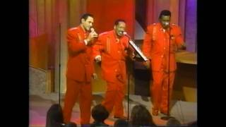 "THE CHI-LITES-OH GIRL ""LIVE"" ON ROLANDA"